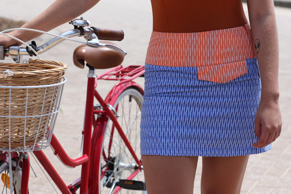 Fishbone Beach Skirt